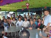 Cambodge : l'ambassadeur du Vietnam rencontre des Cambodgiens d'origine vietnamienne