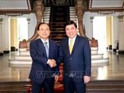 Hô Chi Minh-Ville et Busan veulent renforcer leurs liens
