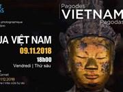 Des pagodes du Vietnam dans l'optique d'un photographe français