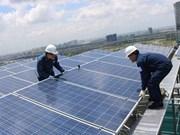 L'énergie solaire en pleine expansion