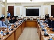 Gestion de l'eau: Ho Chi Minh-Ville coopère avec des entreprises néerlandaises