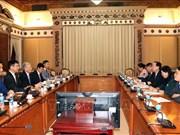 Mitsubishi veut construire des usines de transformation des déchets en électricité à HCM-Ville