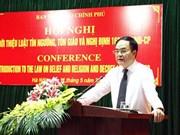 Le Vietnam et la Russie partagent leurs expériences sur la gestion de la religion par l'État