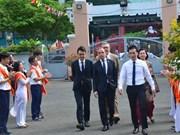 Deux lycées du Vietnam labellisés pour leur excellence dans l'enseignement du français