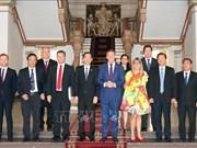 Des liens renforcés entre Ho Chi Minh-Ville et le Territoire du Nord de l'Australie