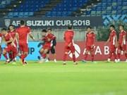 Coupe AFF Suzuki : un vol direct vers Bacolod (Philippines) pour l'équipe du Vietnam