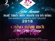 Le festival d'art pour les étrangers à Da Nang