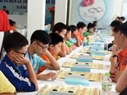 Les championnats d'Asie juniors élargis de xiangqi Vietnam 2018 attendus à Quang Ninh
