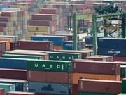 Les exportations singapouriennes en baisse de 2,6% en novembre
