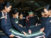 La 1ère Fête de la brocatelle du Vietnam à Dak Nong