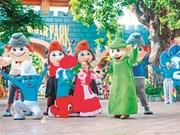 Festive Wonderland à Vinpearl Land
