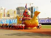 Le Cambodge célèbre le 40e anniversaire de la victoire sur le régime génocidaire