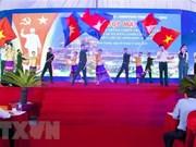 Célébration de la victoire de la défense de la frontière du Sud-Ouest à Binh Duong