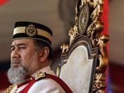 Le roi de la Malaisie a abdiqué le 6 janvier