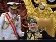 La Malaisie élira un nouveau roi d'ici la fin du mois