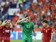 Le Vietnam affrontera le Japon en quarts de finale de l'Asian Cup 2019