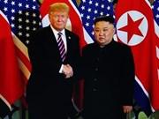 """""""Le rapprochement entre les deux Corées tributaire du sommet entre Trump et Kim"""", selon Le Monde"""