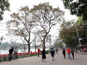 Hanoï, ville pour la paix