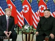 Deuxième sommet RPDC-Etats-Unis à Hanoï