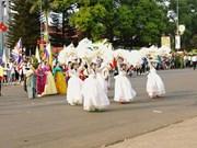 Fête du café de Buôn Ma Thuôt : une fête de rue impressionnante