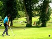 Le Vietnam et l'EPGA travaillent pour promouvoir le golf chez les jeunes