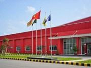 Mise en service d'une usine de boissons Number One à Hau Giang