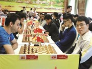 Tournoi international d'échecs HDBank 2019