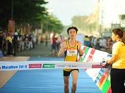 Environ 2.000 coureurs au tournoi national de Marathon du journal Tien Phong