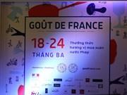 """""""Goût de France"""" au Vietnam"""