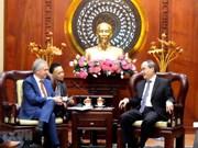 Ho Chi Minh-Ville et Francfort stimulent leur coopération dans les technologies