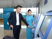 Vietnam Airlines met en place des bornes automatiques dans les aéroports étrangers