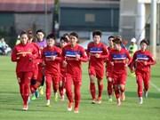 Football : les femmes vietnamiennes se rapprochent un peu plus des Jeux olympiques de Tokyo