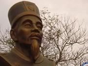 Le 650e anniversaire de la mort de Chu Van An sera célébré par l'UNESCO