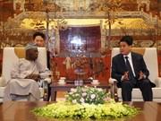 Hanoï partage ses expériences en matière de développement économique avec l'Afrique