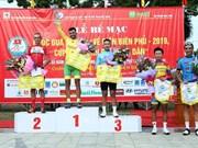 """Clôture de la course cycliste par étapes """"Direction Diên Biên Phu 2019"""""""