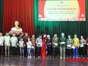 """Activités en l'honneur du """"Mois humanitaire 2019"""" à Thanh Hoa"""