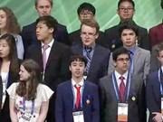 Un lycéen vietnamien primé à l'Intel ISEF 2019