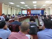 Colloque sur le développement de la ville intelligente à Ho Chi Minh-Ville