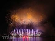 Images de l'ouverture du Festival international de feux d'artifice de Da Nang 2019