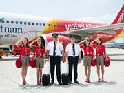 Vietjet offre une promotion spéciale pour les lignes entre le Vietnam et le Japon
