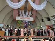 Le Festival du Vietnam haut en couleur au Japon