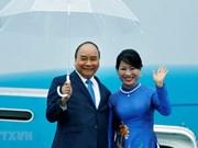 Le Premier ministre Nguyên Xuân Phuc participe au Sommet du G20