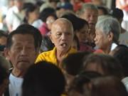 Les Philippines font face au vieillissement de la population