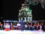 """""""Symphonie de la paix"""" honore l'amour de la paix des Hanoïens"""