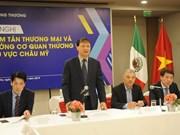 Le Vietnam cherche à stimuler les échanges commerciaux avec l'Amérique
