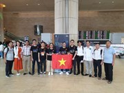 Le Vietnam brille aux Olympiades internationales de physique