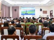 Le Vietnam et le Cambodge édifient une frontière de paix et d'amitié