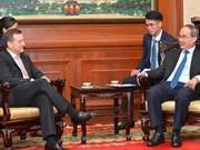 Dynamiser les relations Vietnam - France dans divers domaines