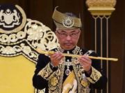 Cérémonie du couronnement du 16e roi de Malaisie