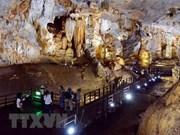 La grotte Thien Duong établit un record d'Asie pour ses magnifiques stalactites et stalagmites
